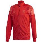 9169abedda558 Adidas Real Madrid pánska bunda 18 Icons track red
