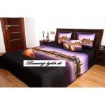 Mariall Prehoz na posteľ 38h 220x240cm s vankúšikmi