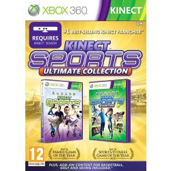 Kinect Sports Double Pack