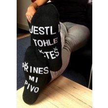 ponožky - Prines mi pivo