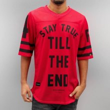 Rocawear Tall Tees Football in red