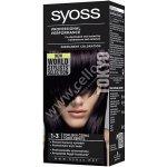 Syoss Performance 1-3 Tokijská čierna farba na vlasy 5b9407bd7c9