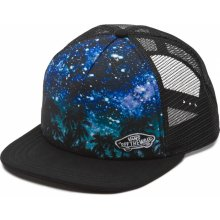 Vans Beach Girl Trucker Palm Night