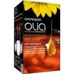 Garnier Olia 7.40 intenzívna medená