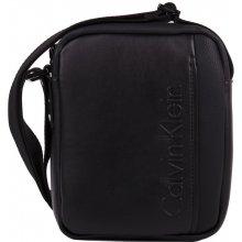 Calvin Klein pánska taška Elevated Logo Mini R čierna 37d74b86573