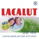 Lacalut detská zp 4-8 rokov 50 ml