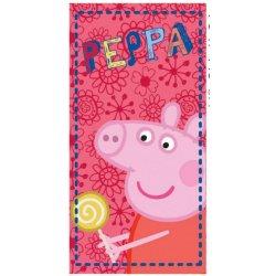 ba1facd56 Plážová osuška Cerda Peppa Pig lízátko froté 70 x 140 cm alternatívy ...