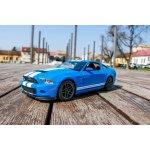 Rastar Ford Shelby Mustang GT500 modrá 1:14