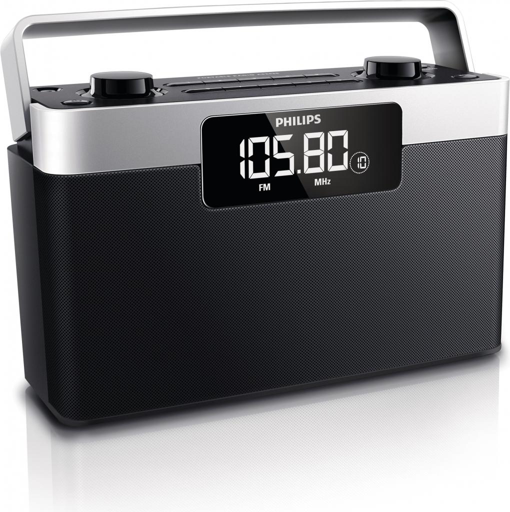 d086bd00c rádioprijímač a rádiobudík Philips AE2430 - Zoznamtovaru.sk