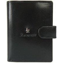 Pánska kožená peňaženka 75699 9 čierna 1b97afe1b41