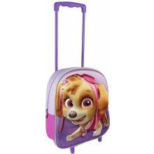 d4e5210a0bc49 Disney Brand Detský kufrík Tlapková patrola ružový