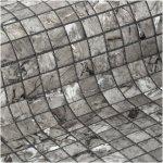 Ezarri ZEN FDB Glass mosaic 25x25 mm plato 31,2x49,5 FIOR DI BOSCO
