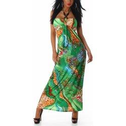 a524829a898d Dámske letné dlhé šaty GRAFFITH zelená od 18