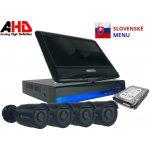 SECURIA PRO LCD-AHD4CHV1/1TB