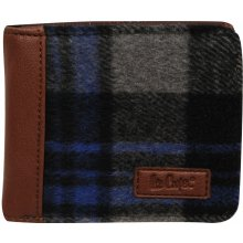 Lee Cooper Check Wallet