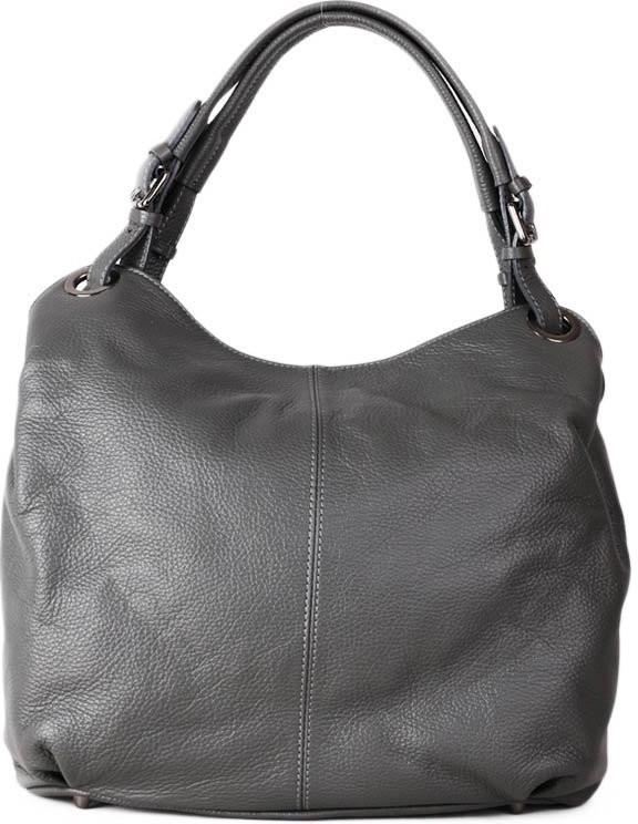 9948137507 talianske kožené kabelky cez rameno veľké Roxana sivé alternatívy -  Heureka.sk