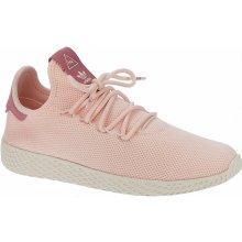 Adidas Originals Pharrell Williams Tennis HU Ice Pink Ice Pink Chalk White 32a8ed150ce