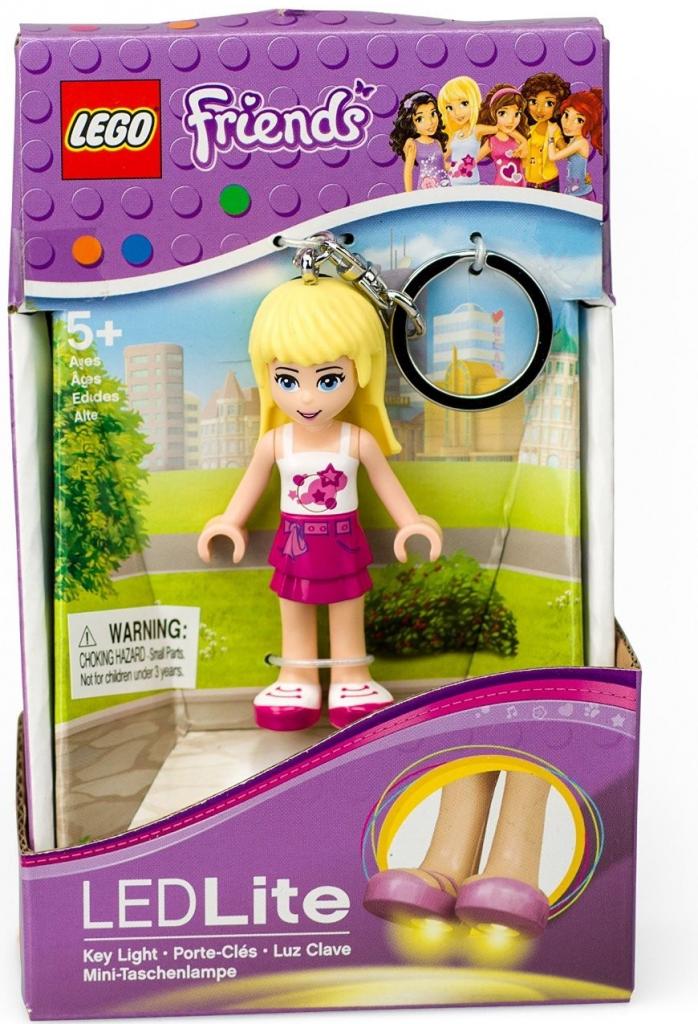 Prívesok na kľúče Prívesok na kľúče LEGO Friends Stephanie svietiaca ... ca1e1842182