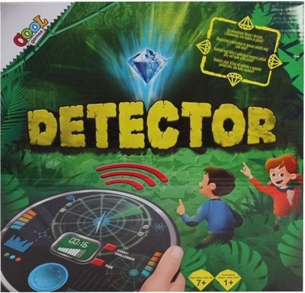 7c0bf7276 Cool Games Detektor od 17,92 € - Heureka.sk