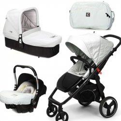 Casualplay Loop autosedačka Baby 0plus vanička Cot a Bag Allports 2015