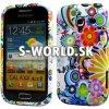 Silikónový obal Samsung Galaxy Ace 2 - Funky Flower