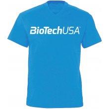 BioTechUSA pánske tričko modré