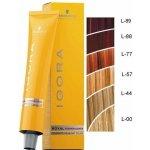 Schwarzkopf Igora Fashion L-77 farebný melír na vlasy Medená 60 ml