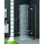 RAVAK SmartLine SMSKK4-90 chróm Transparent sprchový kút štvrťkruhový 3S277A00Y1