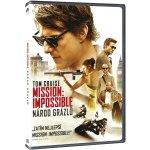 Mission Impossible – Národ grázlů DVD