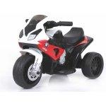 Beneo elektrická motorka 2 x 12V BMW S1000RR orig. licencia mäkké kolesá EVA