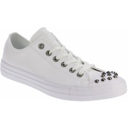 Converse Chuck Taylor All Star Studs OX White White White od 65 54c068ad849