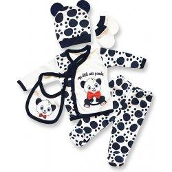 bae443495af4 NECIX´S 5dielna kojenecká súprava Panda od 9