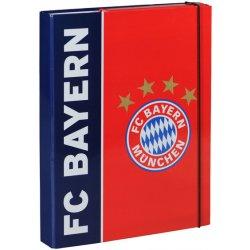 59ba629430 FC Bayern München dosky na zošity A4 Grau alternatívy - Heureka.sk