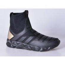 Luxusná obuv EMPORIO ARMANI EA7 DELUXE BOOT FASHION SHOW Čierna