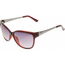 Pulp Pulp Iridescent Sunglasses Mens Clear