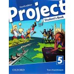Project 4th Edition 5 Workbook + CD Hutchinson T.
