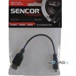 Sencor SCO 513-001 USB A/F-Micro B/M
