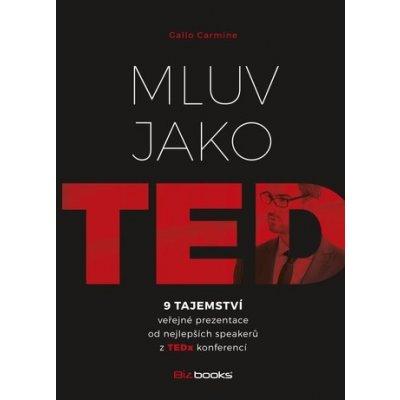 Mluv jako TED - Carmine Gallo