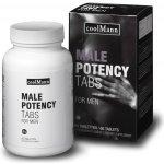 CoolMann Male Potency Tabs 60ks