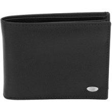 Friedrich Lederwaren Pánska kožená peňaženka Gilmers 10007-2 Black