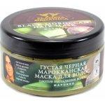 Planeta Organica Černá maska na vlasy marocká 300 ml