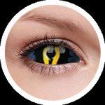 Maxvue Vision Sklerálne šošovky 2 ks polročné - Xorn