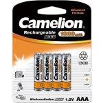 Batéria Camelion 1000mAh AAA 4ks