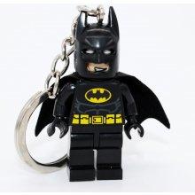 Prívesok na kľúče LEGO Batman Movie Batgirl svietiaca figúrka