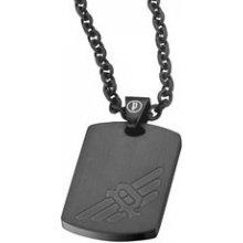Police Pánský náhrdelník z chirurgické oceli PJ26132PSB/02