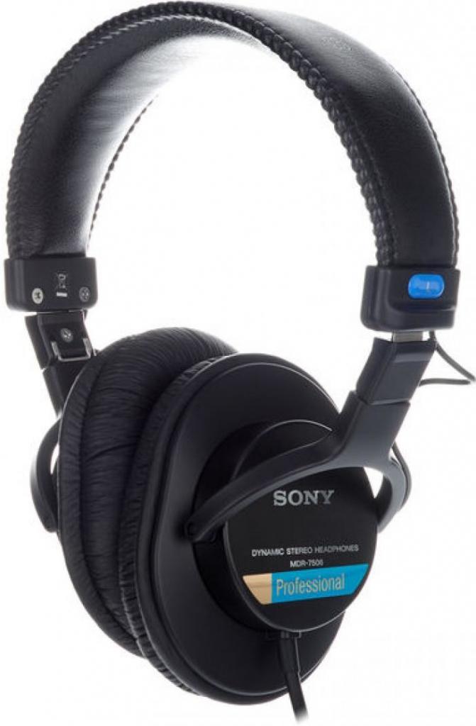 Herné slúchadlá/headset Sony MDR-7506