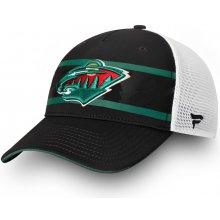 fe830ebb1 Fanatics Branded Šiltovka Minnesota Wild Authentic Pro Second Season Trucker