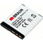 Foto - Video batérie - neoriginálne Braun