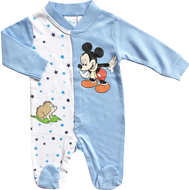 a51da7d2b Dojčenské dupačky Cactus Clone Dupačky pre bábätká Mickey modré ...