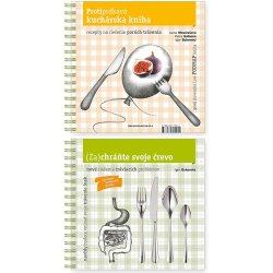 Zachráňte svoje črevo,Protiprdkavá kuchárska kniha - Igor Bukovský, Ivana Mesárošová, Petra Gálisová
